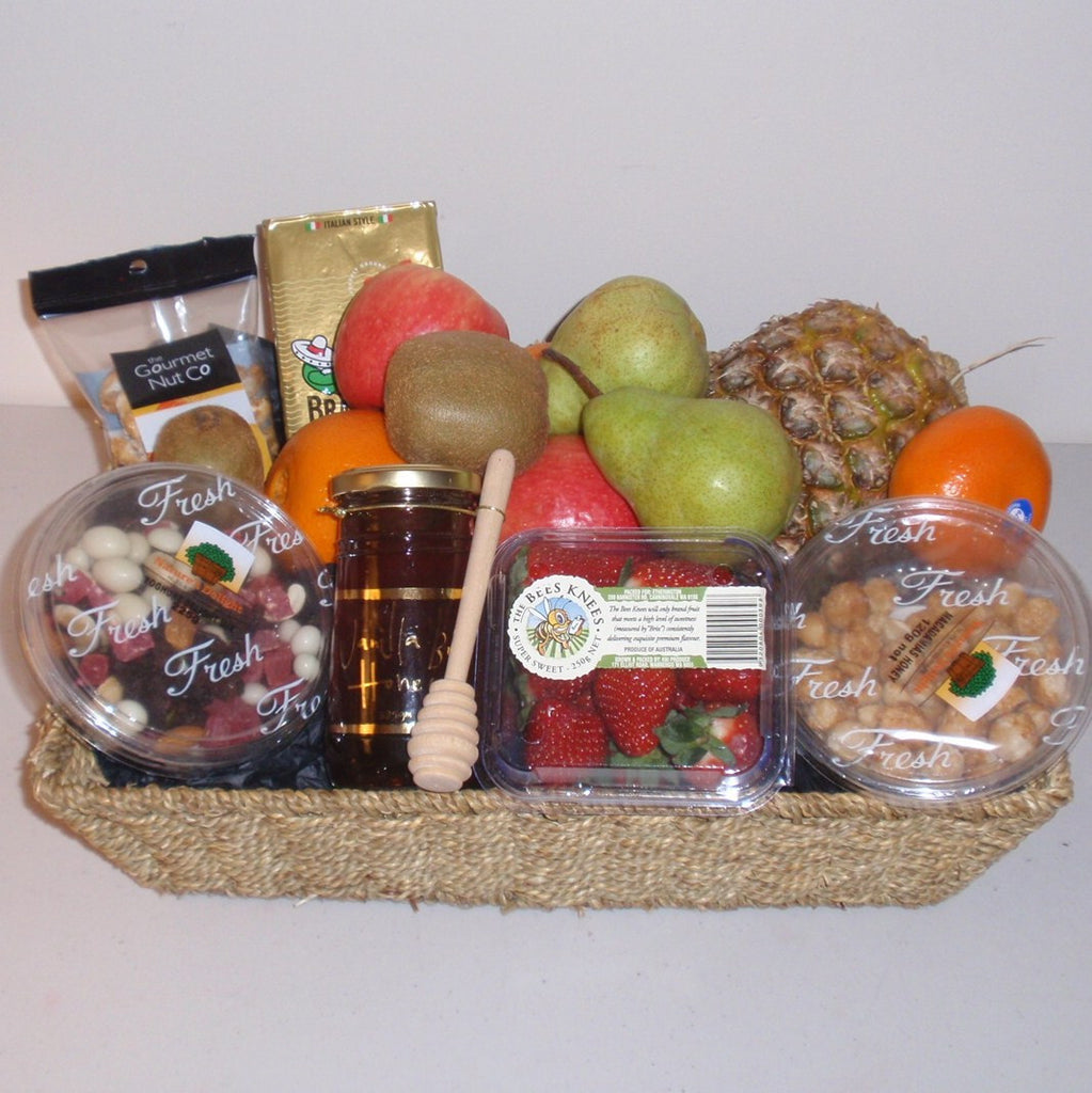 Honey Breakfast Basket