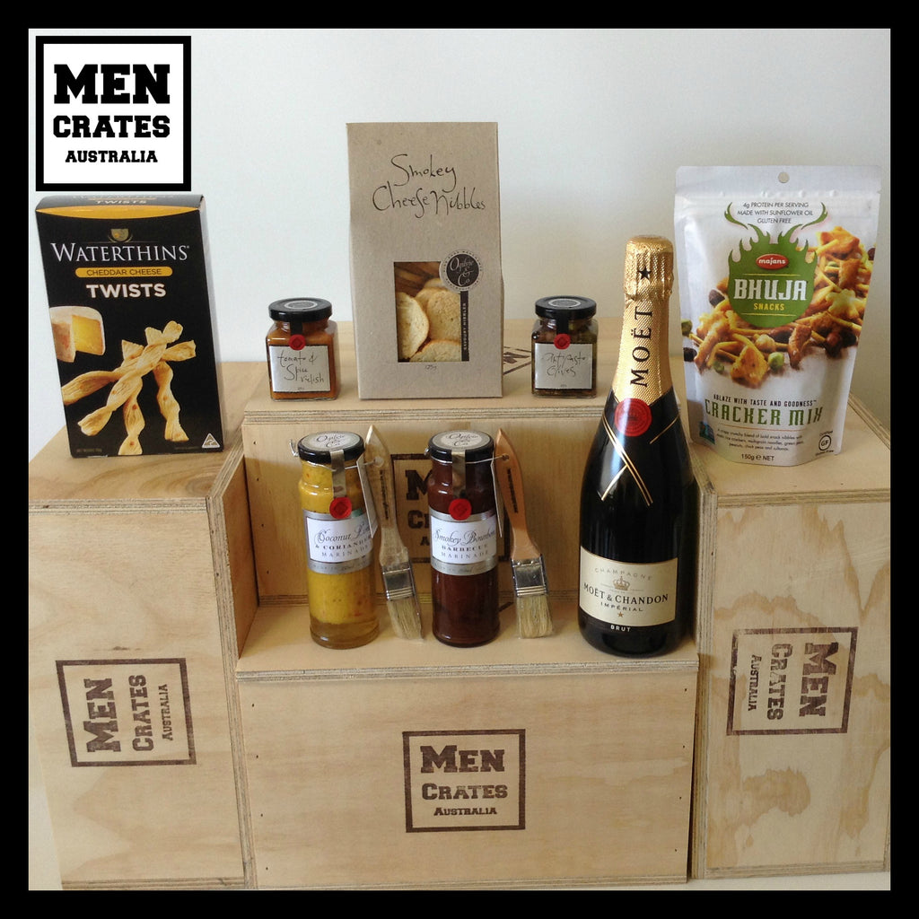 Champagne & Gourmet Crate