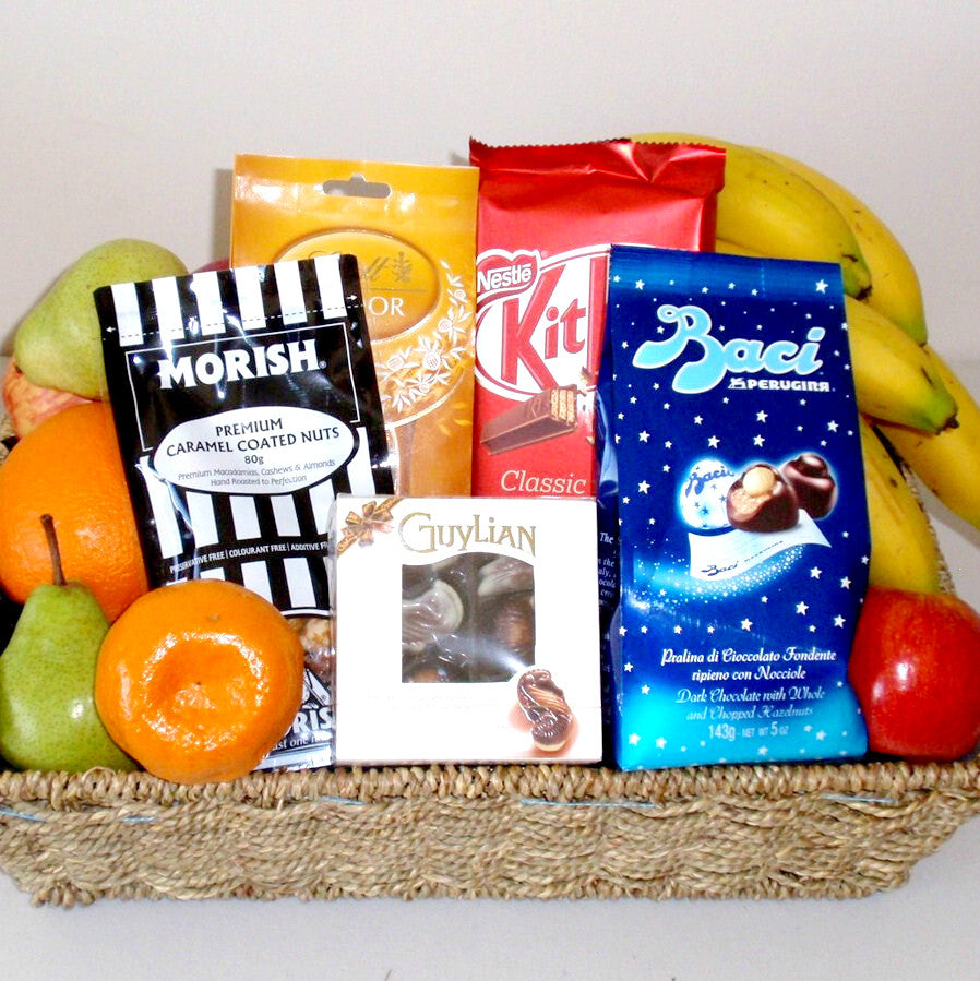 Tempting Treats Fruit Basket