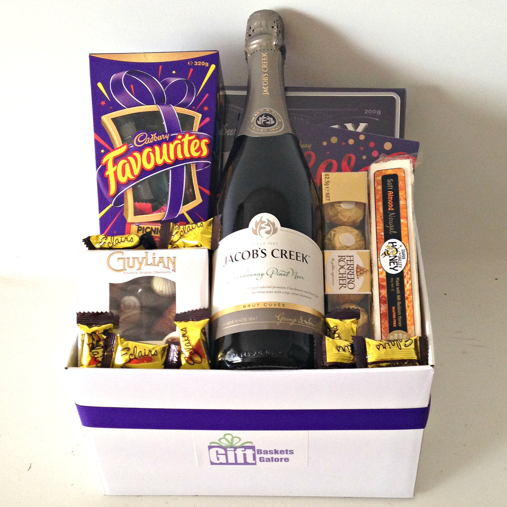 Chocolate Bubbly Gift Box