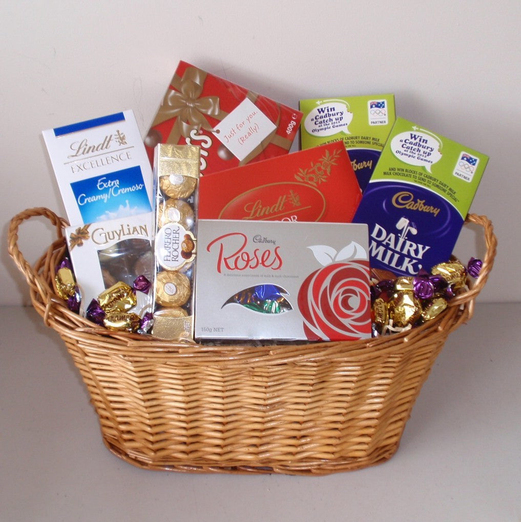 Chocolate Temptation Gift Box