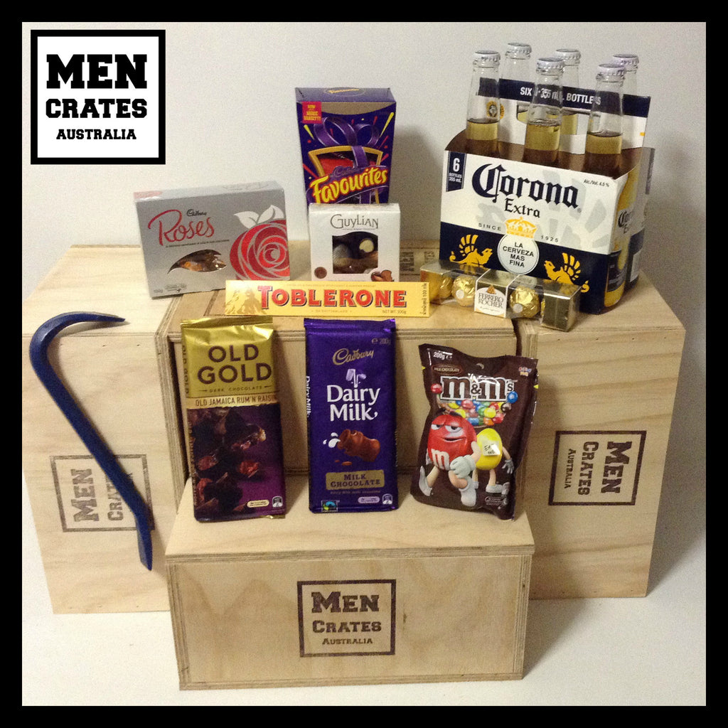 Beer & Chocolate Crate