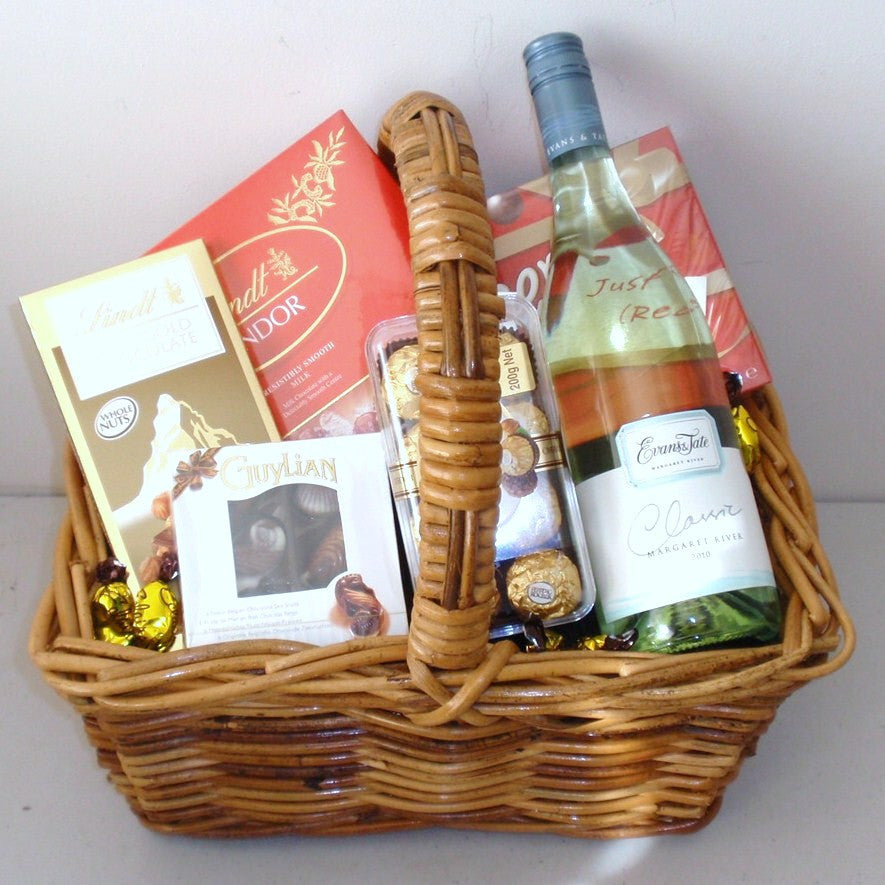 Evans & Tate Chocolate Basket