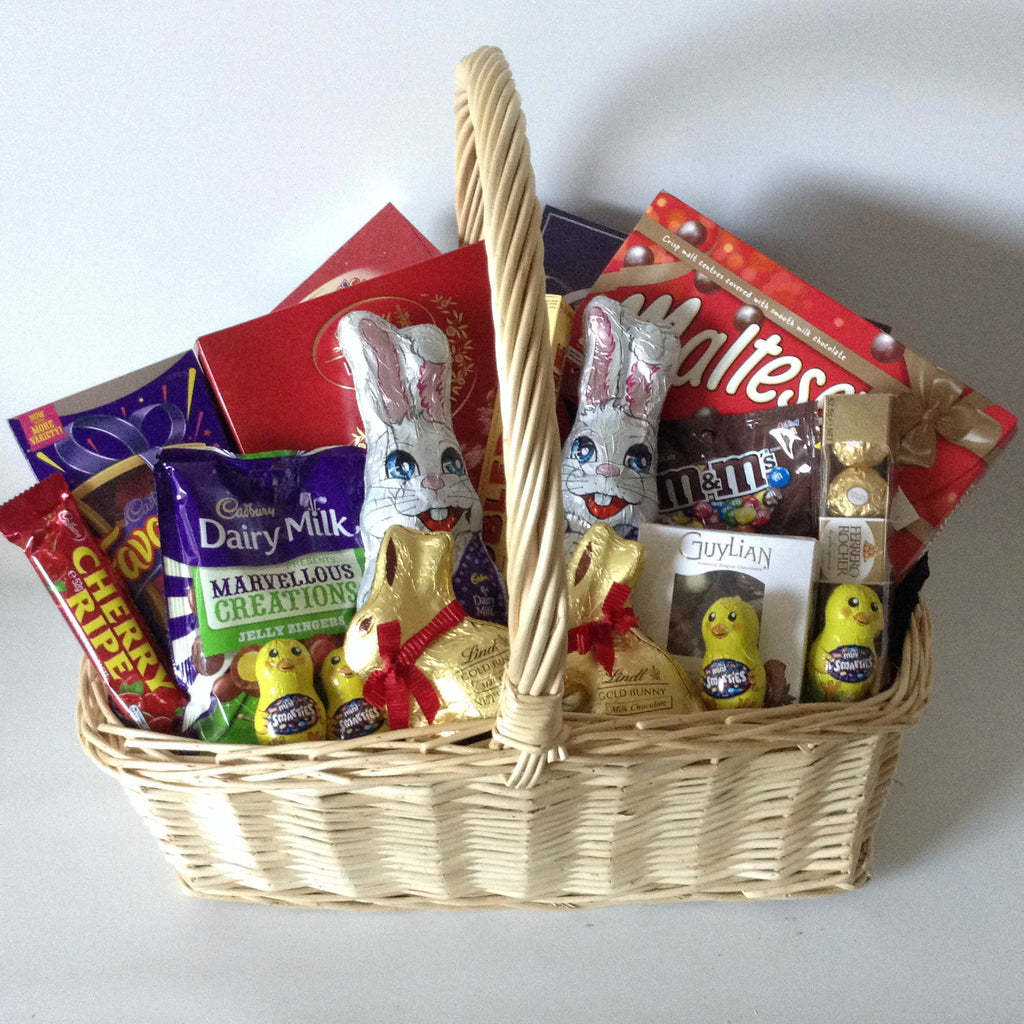 All products easter baskets gift baskets galore perth wa men bubbly easter basket 11000 large easter basket negle Gallery
