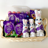 Cadbury Family Easter Basket