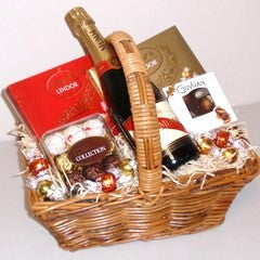 Mumm Champagne & Chocolate Basket