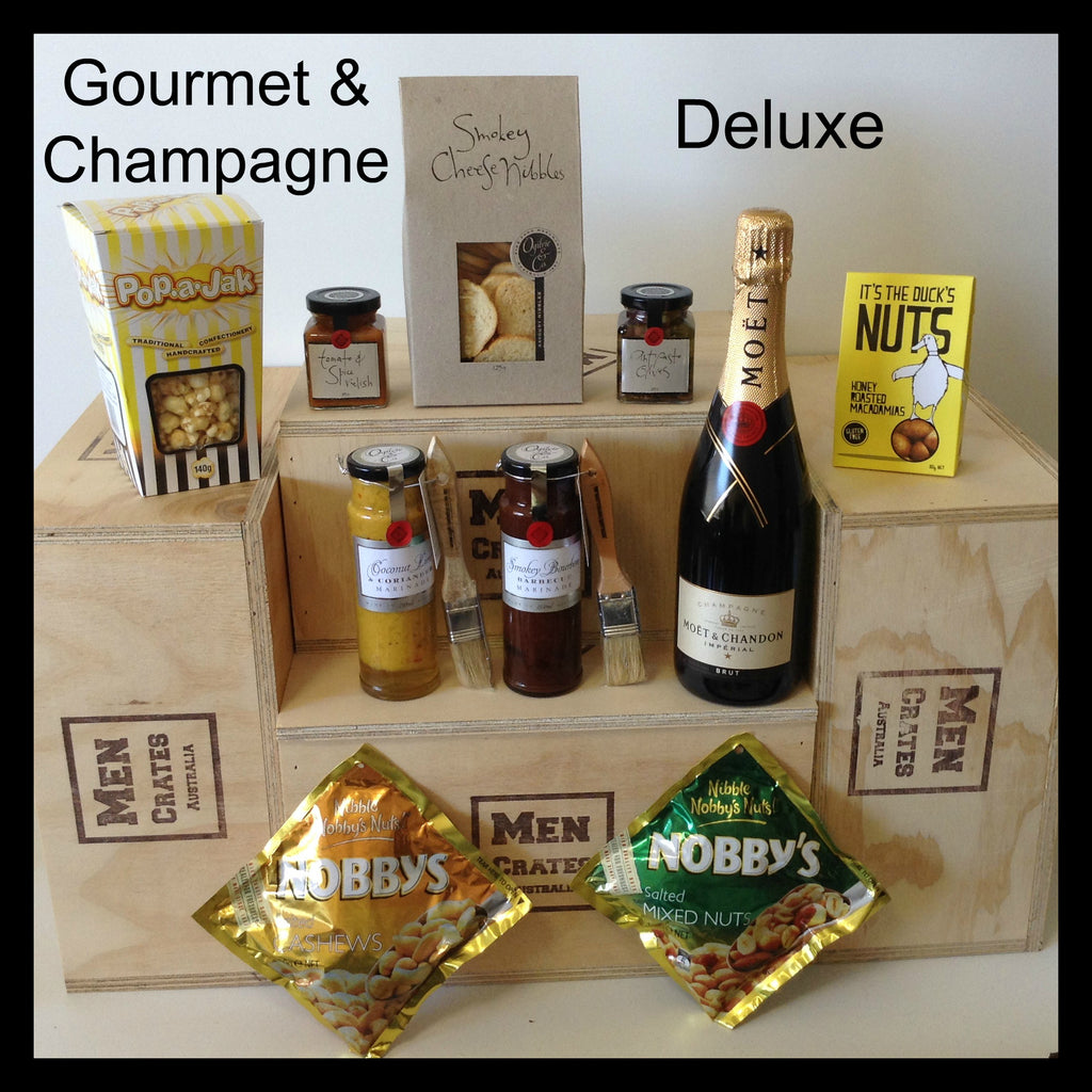 Gourmet & Champagne Deluxe