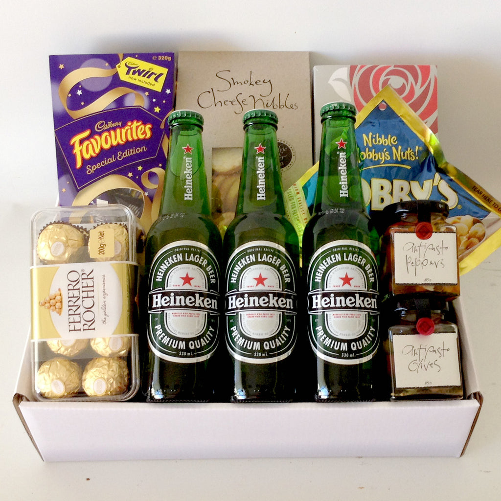 Heineken Beer Hamper
