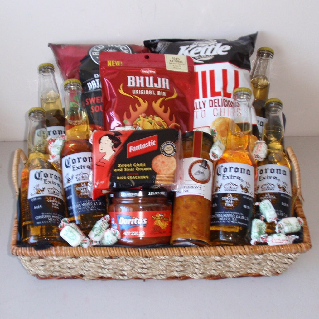 Hot Chilli Beer Basket