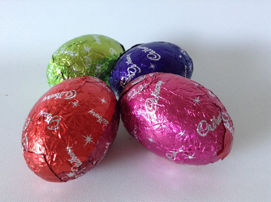 Cadbury Hunting Eggs X 4