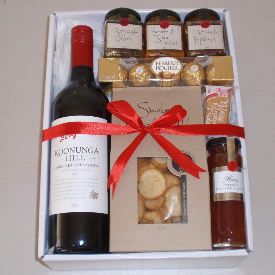 Just Add Cheese Wine Gift Box
