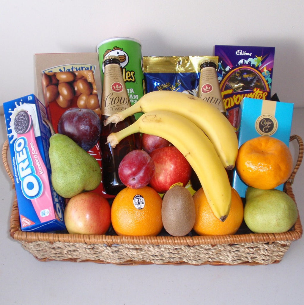 Fruit & Beer Basket