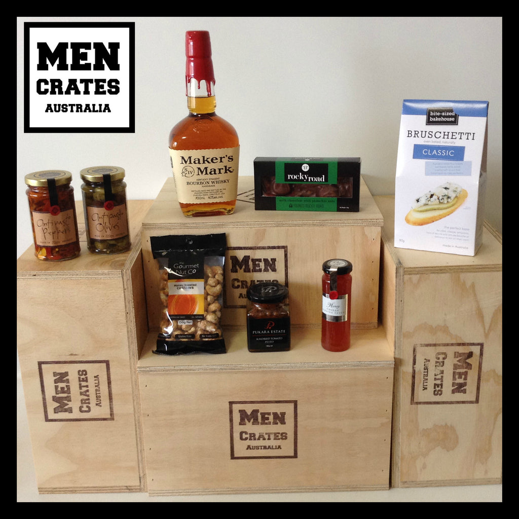 Makers Mark Antipasto Crate
