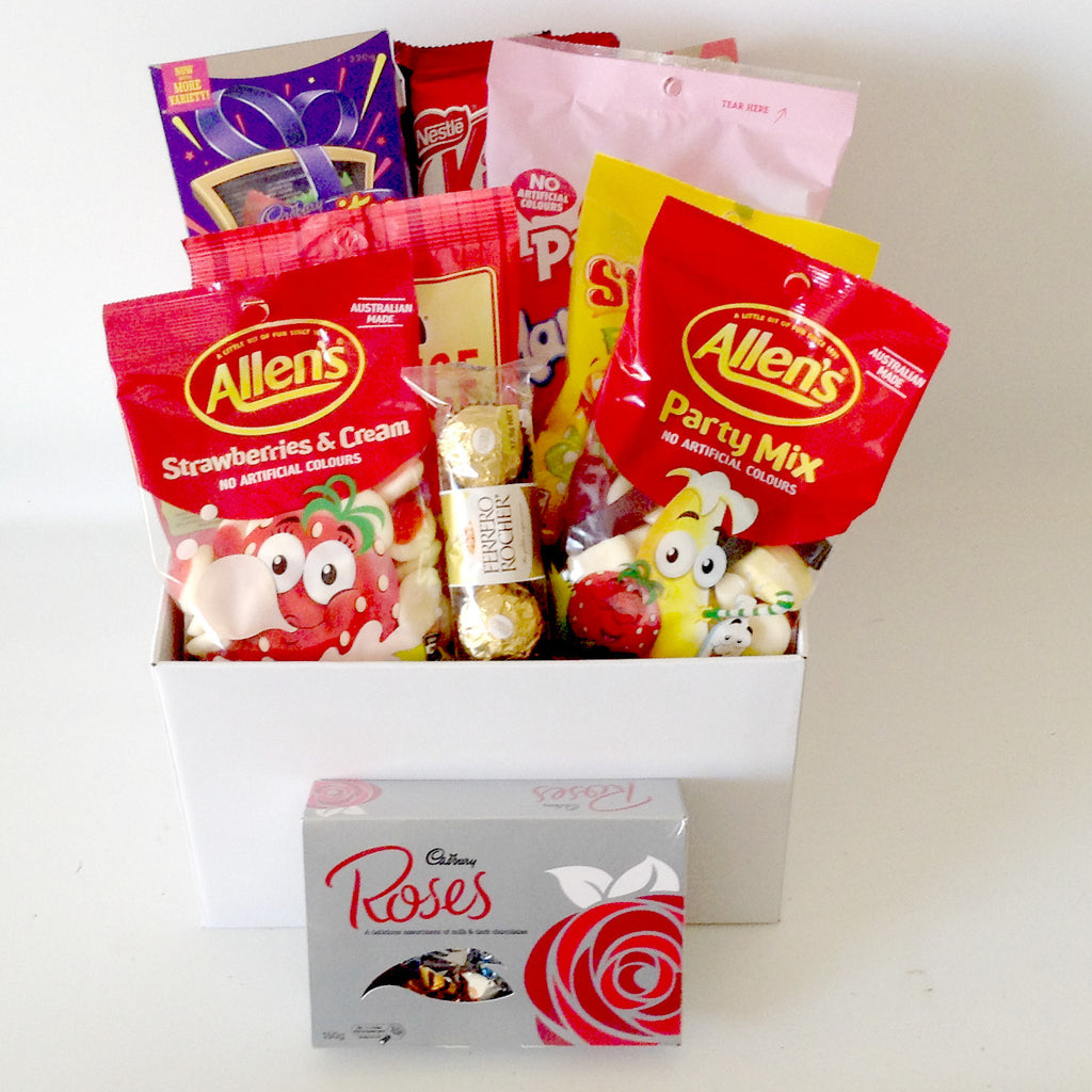 Maltesers, Allens, Favourites Gift Box
