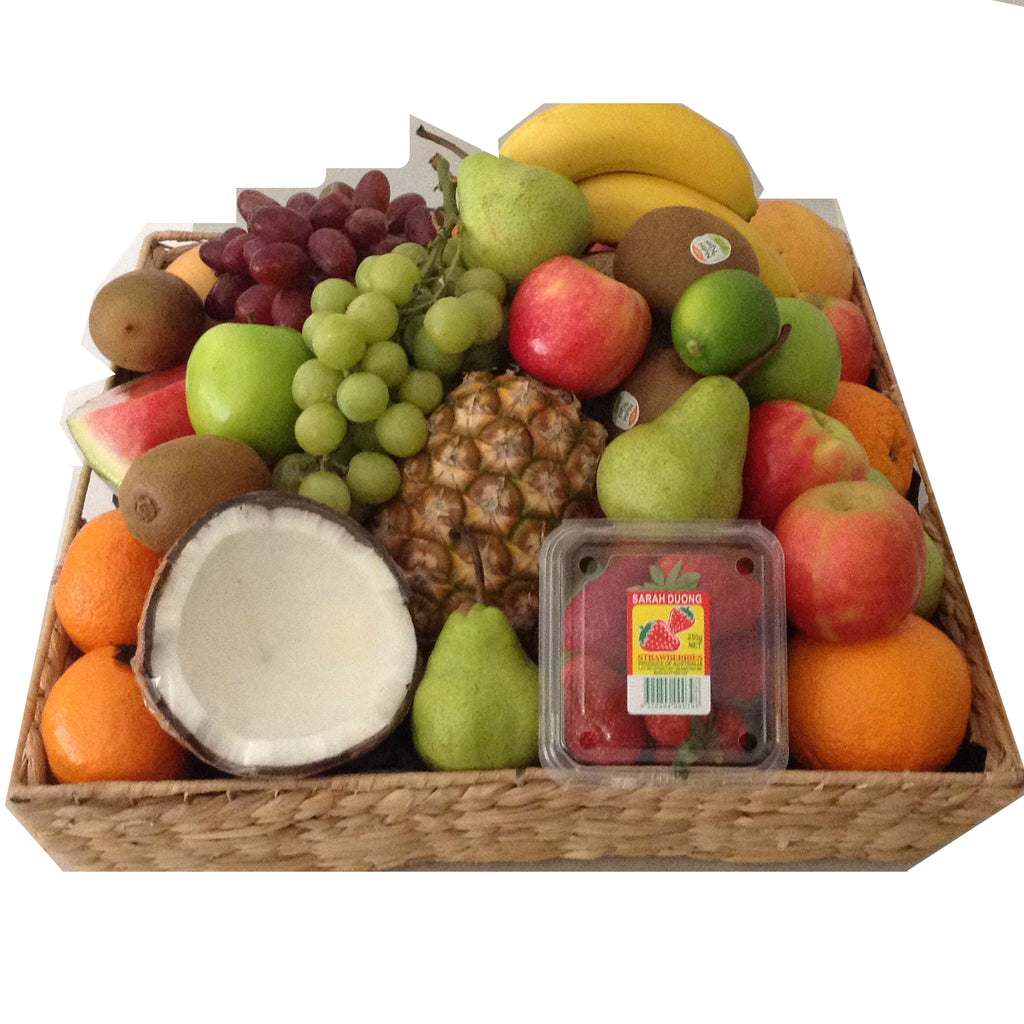 Fruit Only Baskets - Choose Size