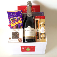 Christmas Bubbly Gift Box