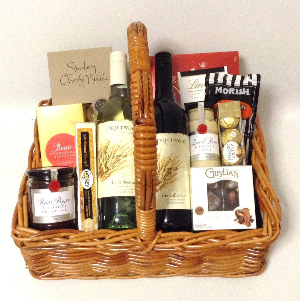 Margaret River Driftwood Wine Basket