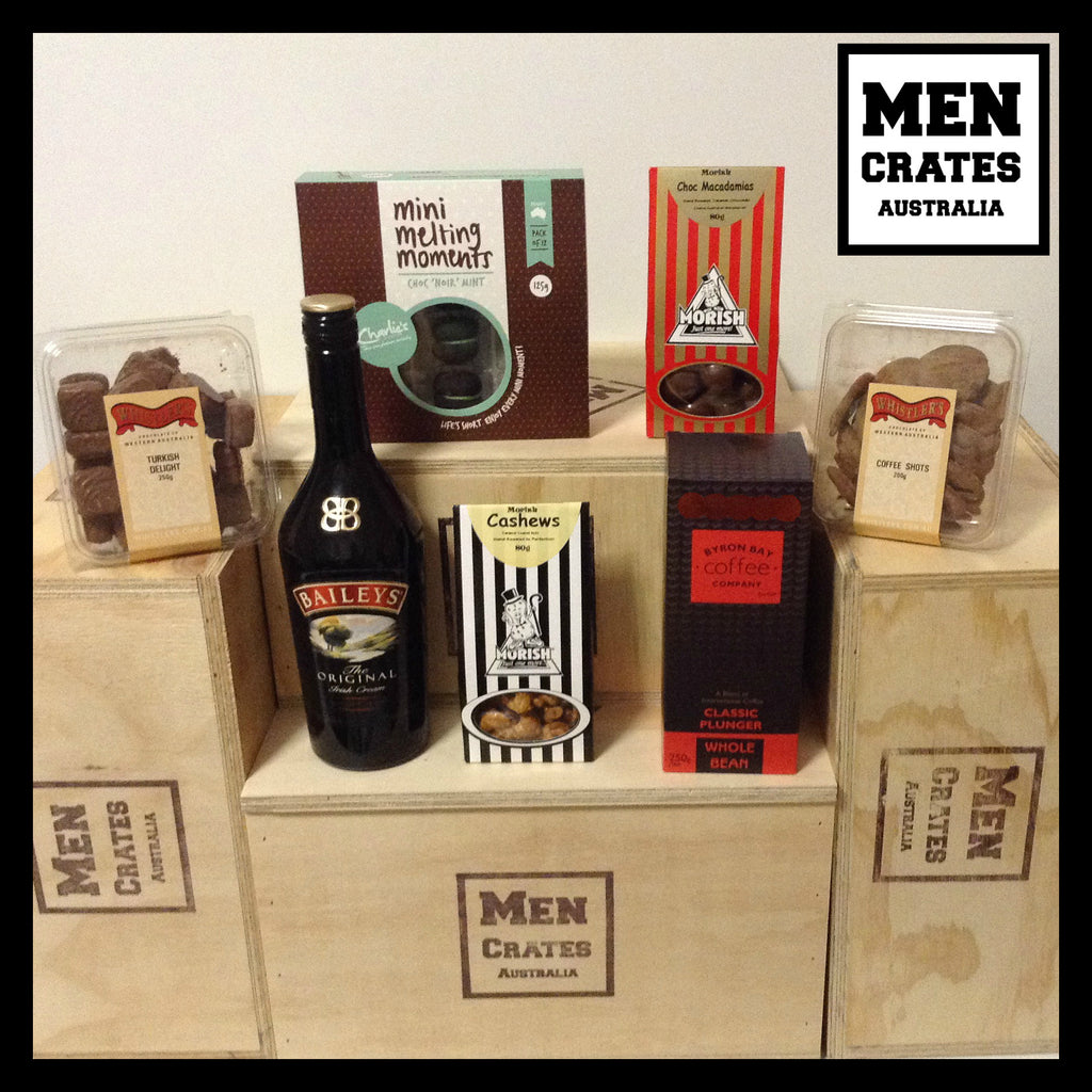 Coffee Liqueur Crate