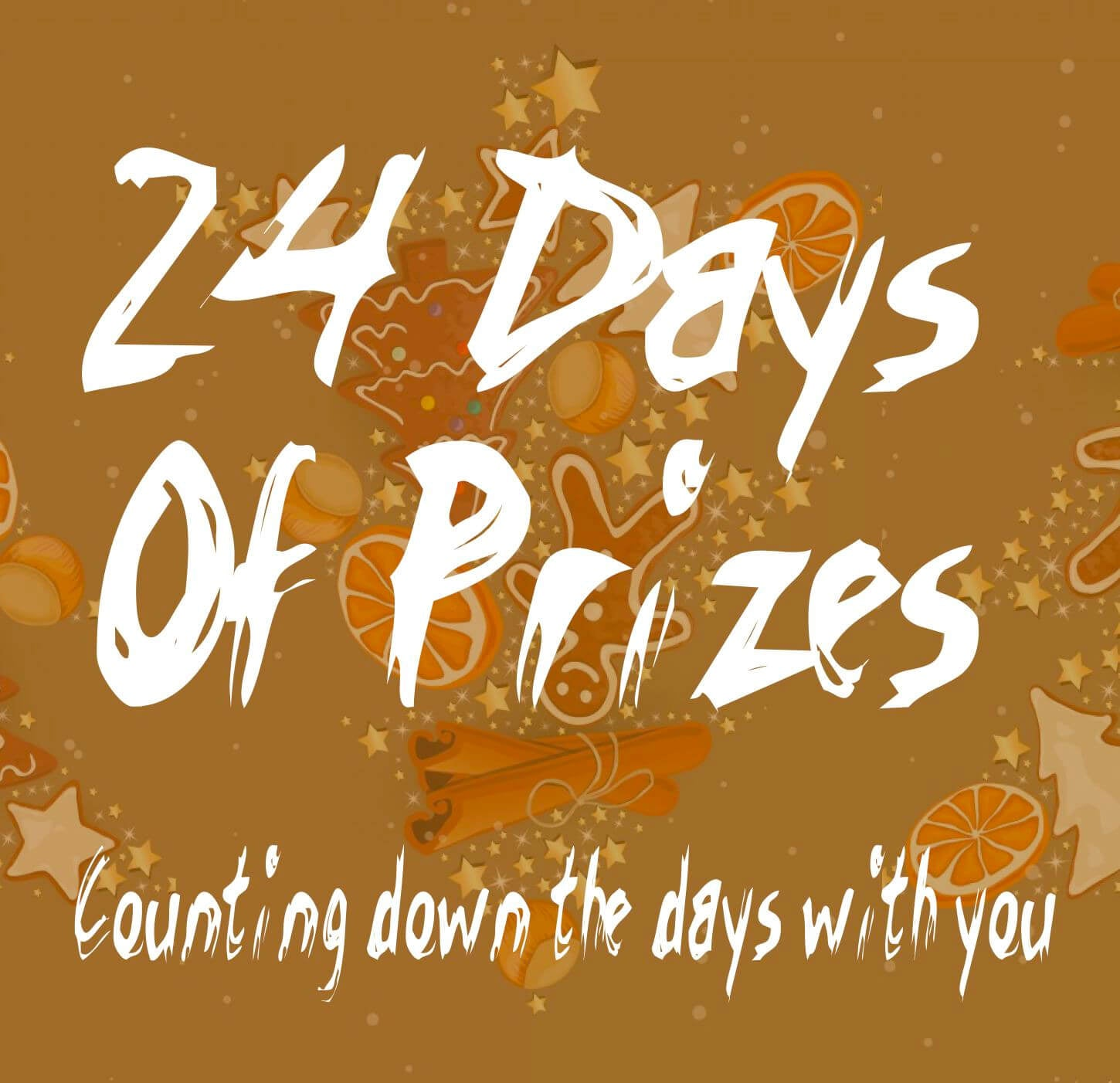 Christmas Countdown - (24 Days Of Prizes)