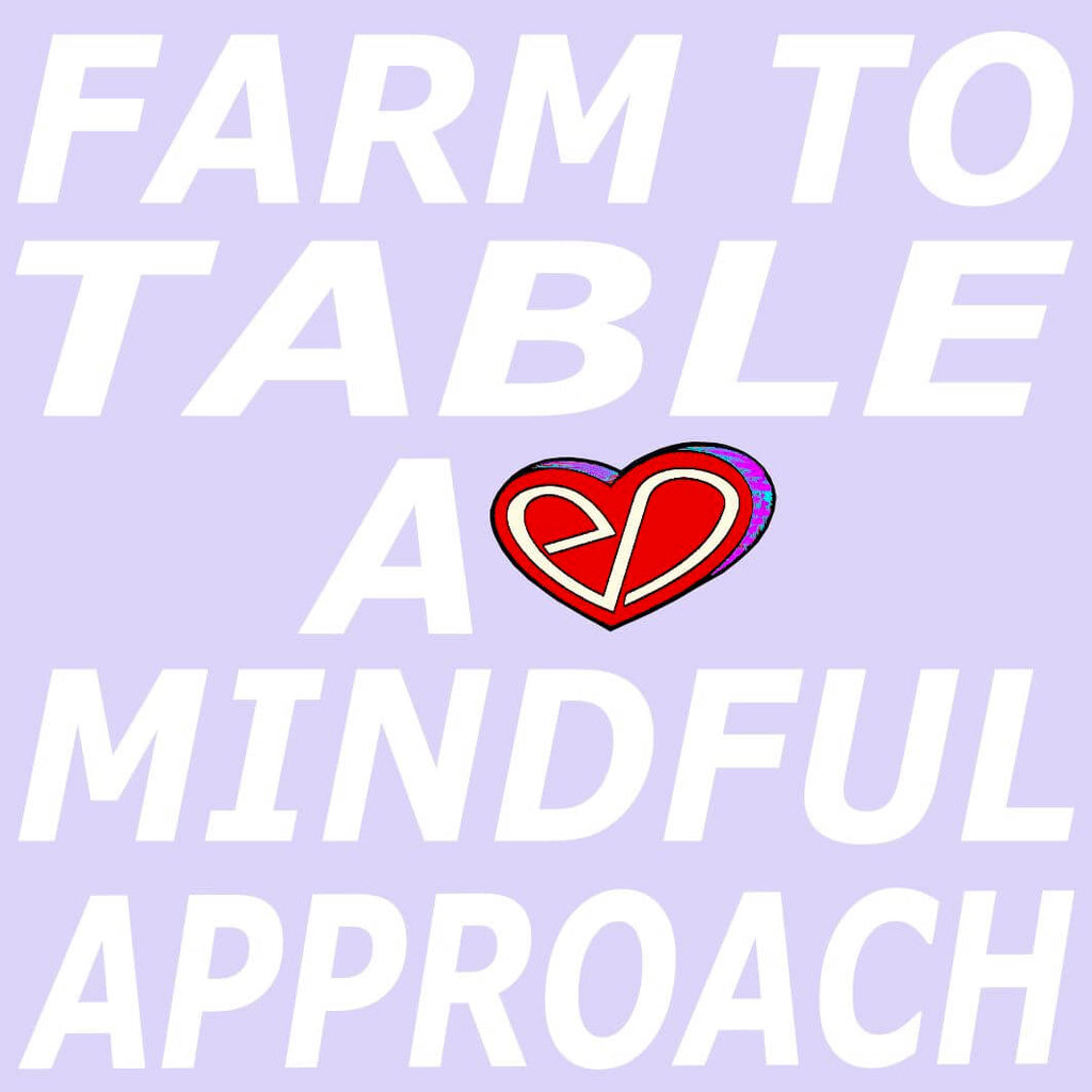 Farm to Table - Mindful Approach to Business - Eternal Delight