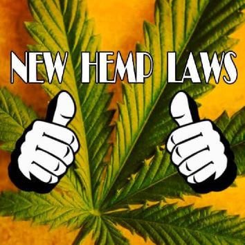 New Hemp Law!