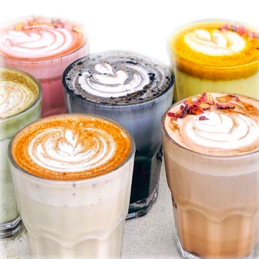 Best Lattes - (Vibrant Recipes)