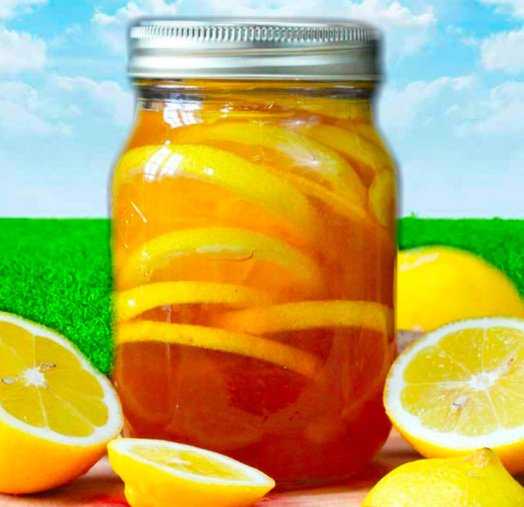 Natural Lemon Water - Eternal Delight
