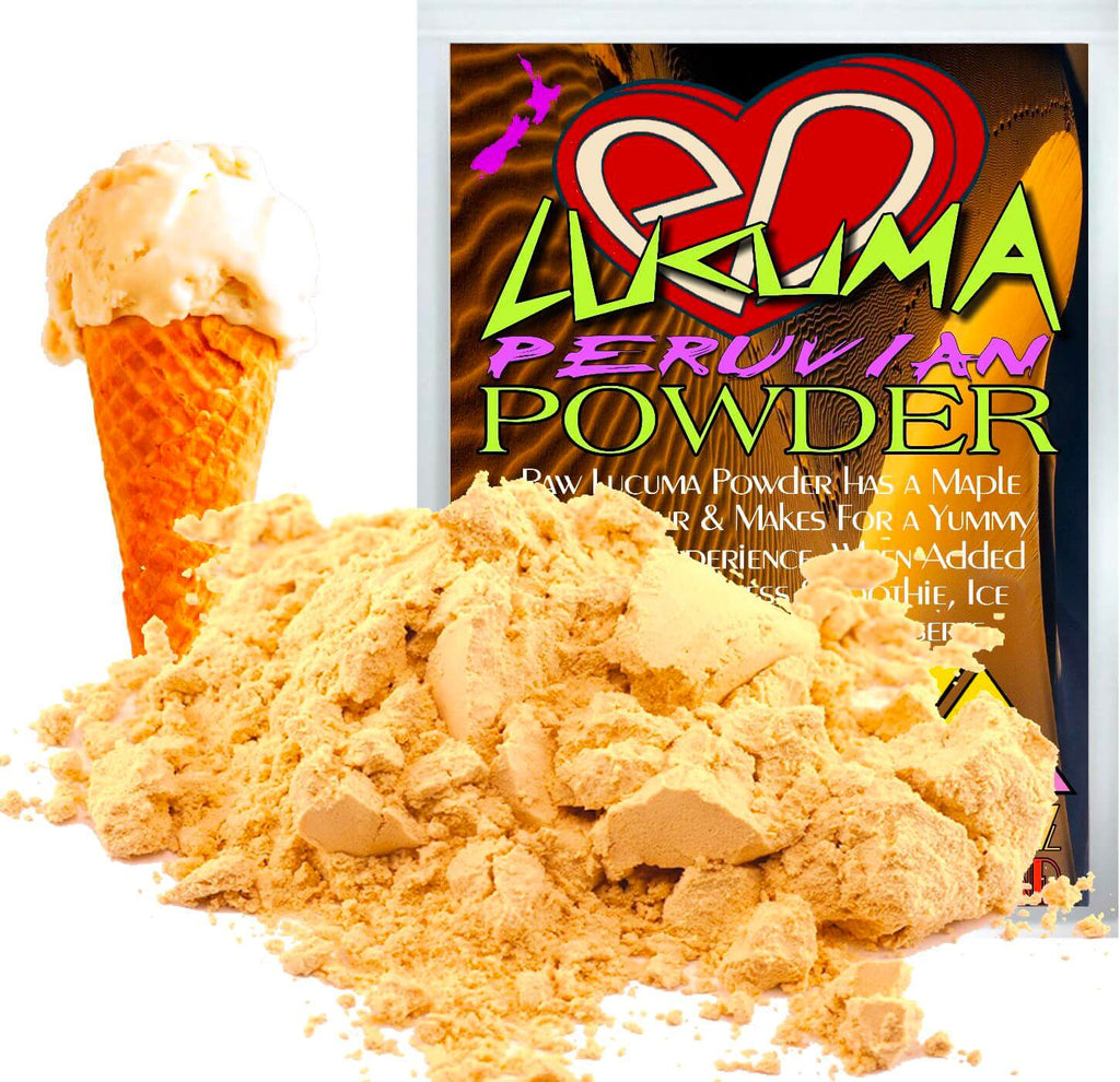 Luscious Lucuma Ice Cream Recipe