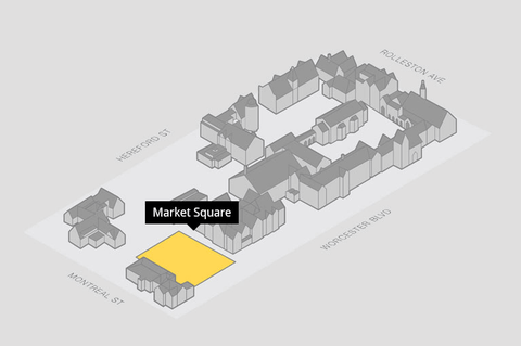 Art Centre Market Map