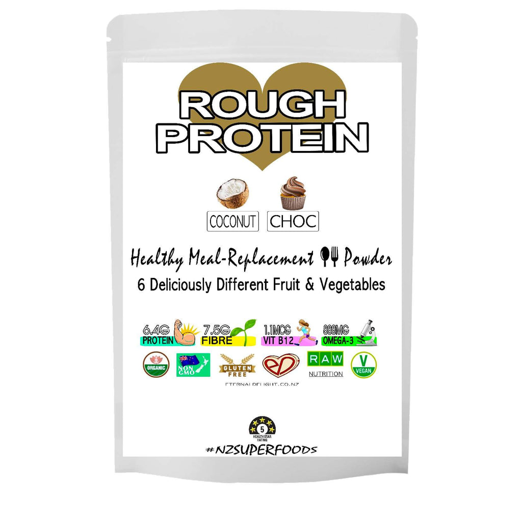 Paleo Health Shop. Coconut Rough Protein Powder. Organic Meal Replacement. Vegan Vitality. Nourish Weight Goals. Plant-Based Energy Source. Buy NZ.