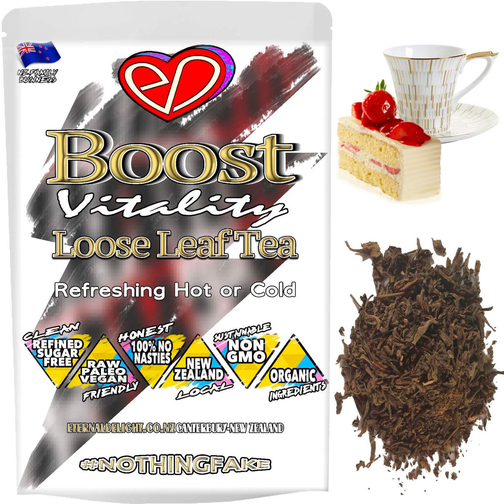 Holistically Nourish Your Fitness and Best Wellness Goals on a Daily Basis, While Enjoying the Aroma and Delicious Flavour of Organic Boost Tea Today.