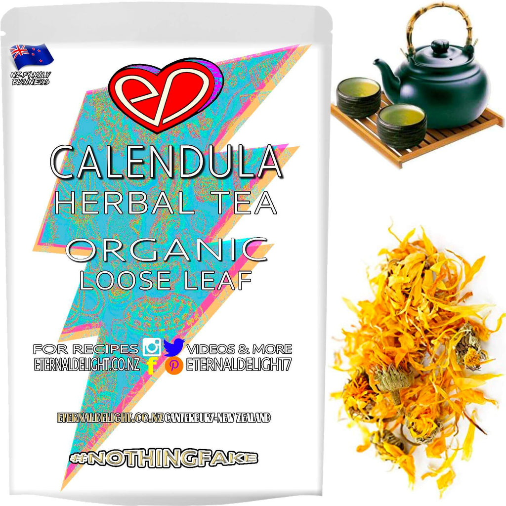 Shop Marigold Herbal Loose Leaf Tea. Make an Organic Calendula Flower Herbal Tonic to Rejuvenate and Naturally Nourish Wellbeing. Golden Buy $3.99.
