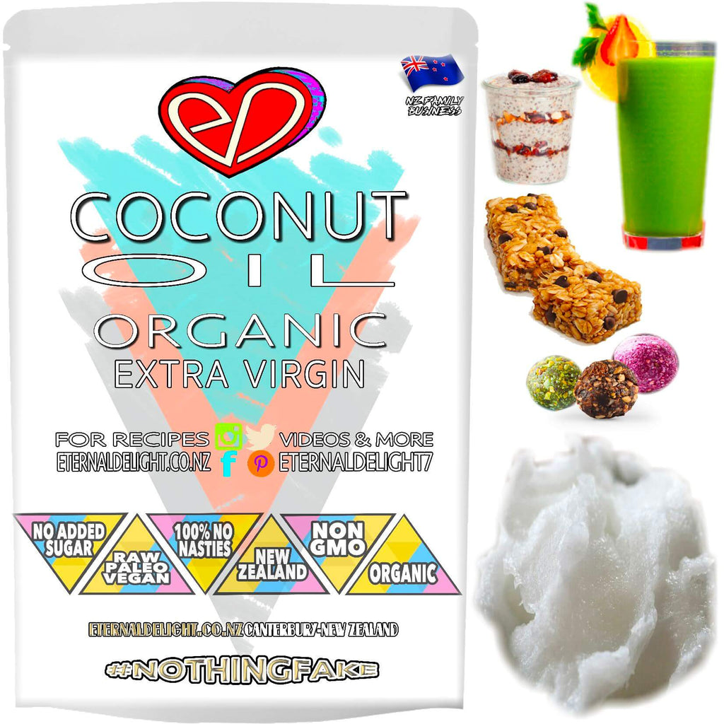 Unrefined Cold Pressed Coconut Oil is an Excellent Virgin Massage Oil and Natural Moisturiser that Supports Organic Raw Beauty and Best Skin Wellness.