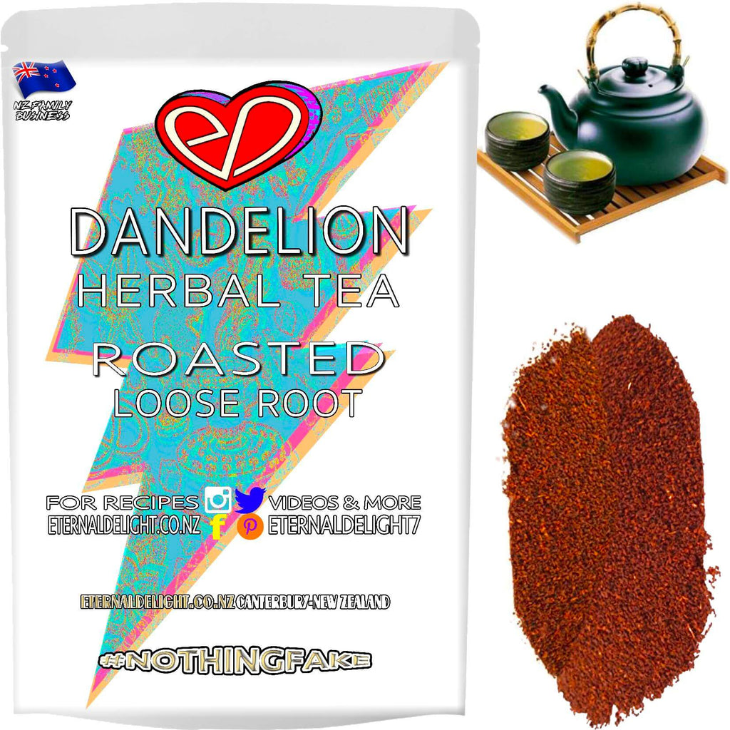Roasted Dandelion Root is a Delicious Wellness Beverage and a Nourishing, Herbal Alternative to Coffee. Buy on Sale, $7.99. Fast Shipping, Friendly Service.