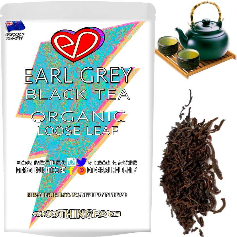 Organic Earl Grey Nourishes Wellbeing and Provides the Same Alertness and Clarity as Coffee. Buy Our Classic Loose Leaf British Tea Today. Buy $3.99.