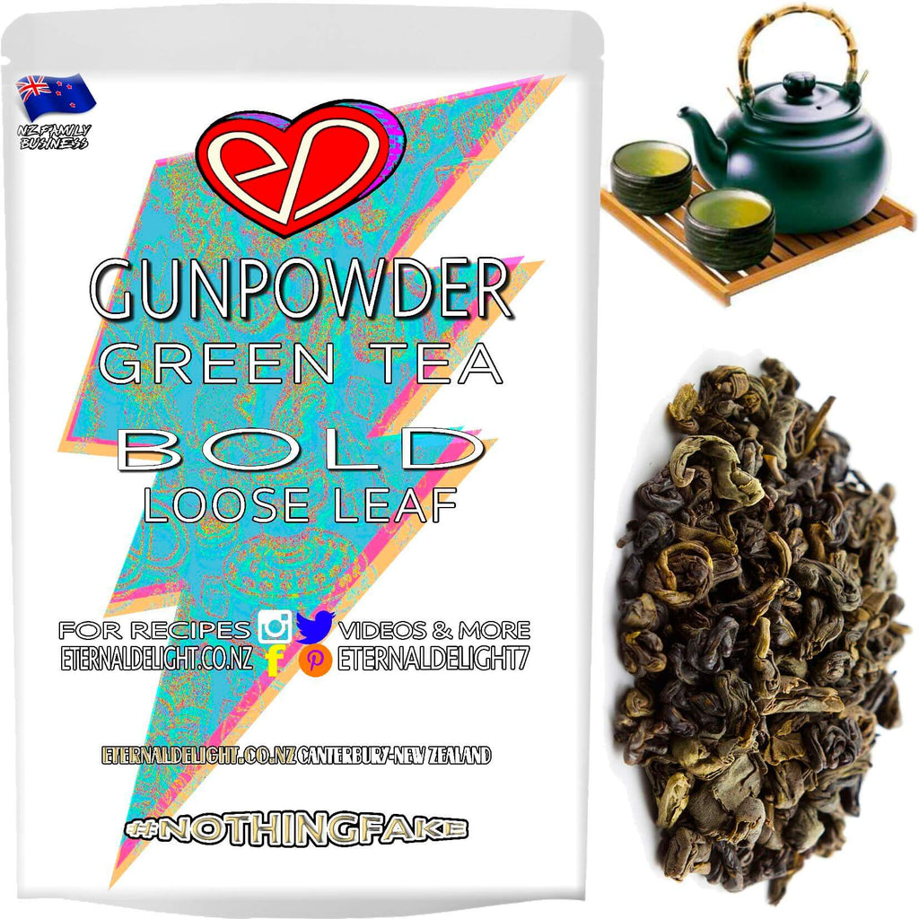Gunpowder is a Bold Green Tea that Naturally Fuels an Active Lifestyle and Supports Your Best Wellness Goals. Shop Today and Save, $6.99. Fast Shipping.