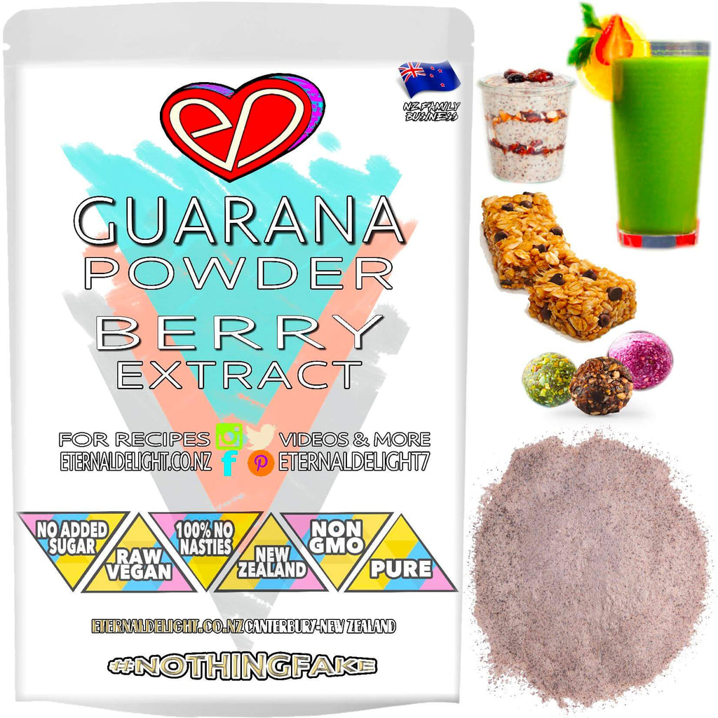Shop Wildcrafted Guarana Berry Extract Powder. Organically Effective for Nourishing High-Intensity Exercise and Performance Needs. Pure and Raw. Buy $3.99.