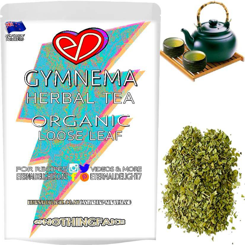 Shop Organic Gymnema Loose Leaf Tea Today and Nourish Your Vitality Tomorrow. The Perfect Substitute to Sugar Laden Drinks and Toxic Soda. Best Buy $3.99.