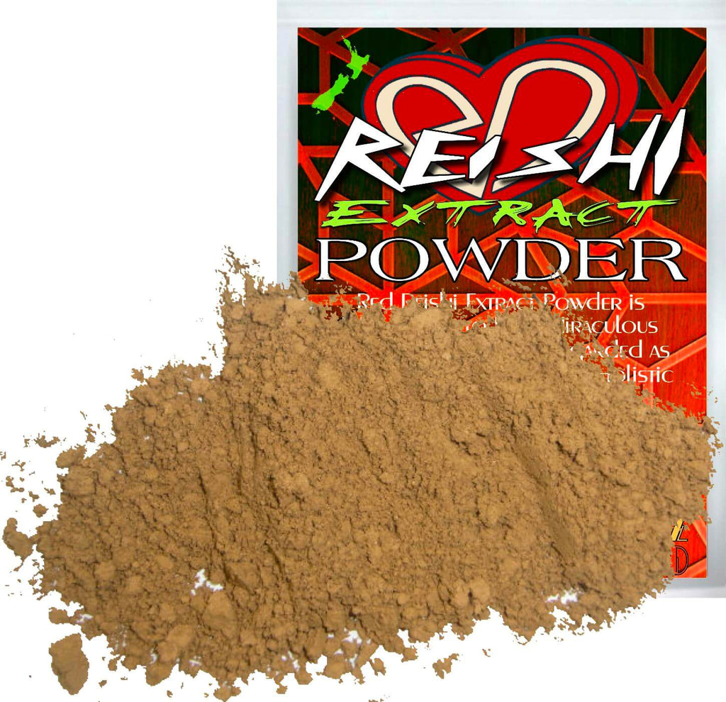 Red Reishi Extract Powder is Well Known to Have Miraculous Wellness Benefits & is Regarded as One of the Most Powerful Holistic Substances on the Planet.