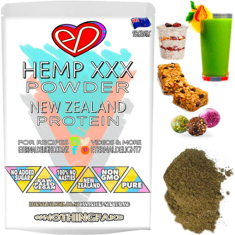 New Zealand Hemp XXX Powder is an Excellent Source of Plant-Based Protein at 13.5 Gram Per Serve and is Also Rich in Fibre. Buy On Sale Today, $8.99.