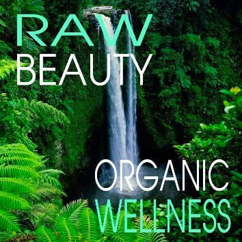 Raw Beauty and Organic Wellness Products