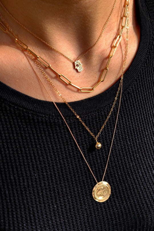 How To: Layer Jewelry