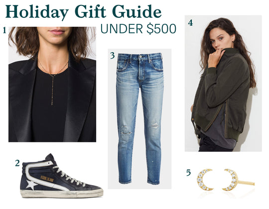 Holiday Gift Guide: Under $500