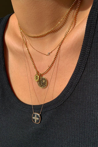 How To: Layer Necklaces