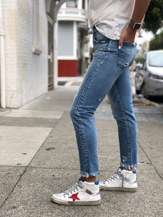 Welcome to Pavilion: Moussy Denim