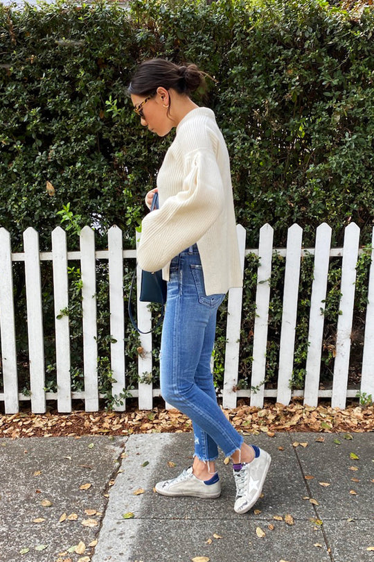 The Gargalo Sweater, Two Ways