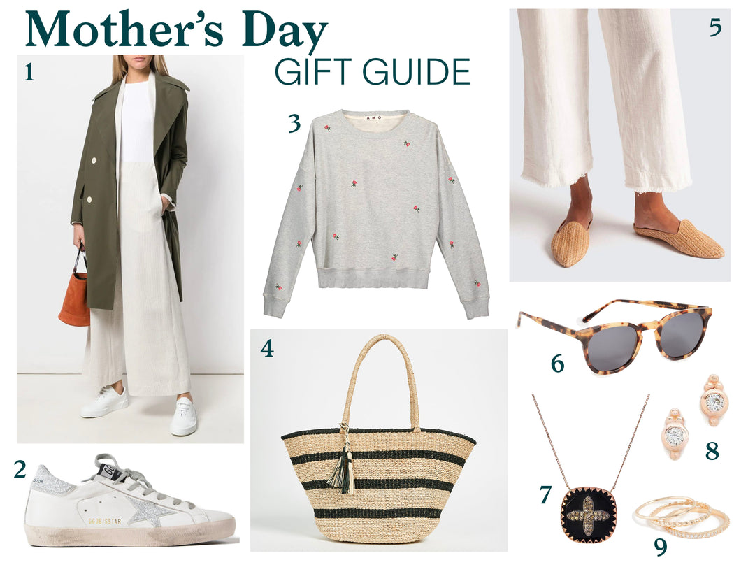 The Mother's Day Gift Guide
