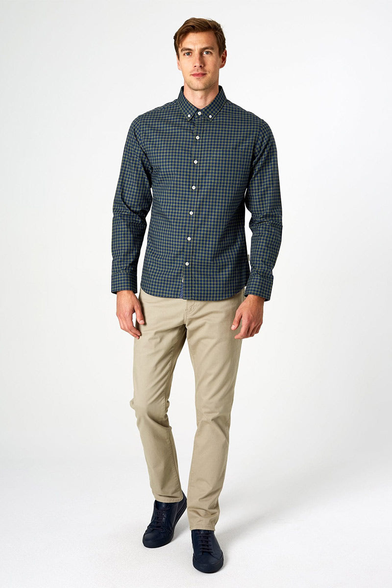 This Town Shirt - Olive