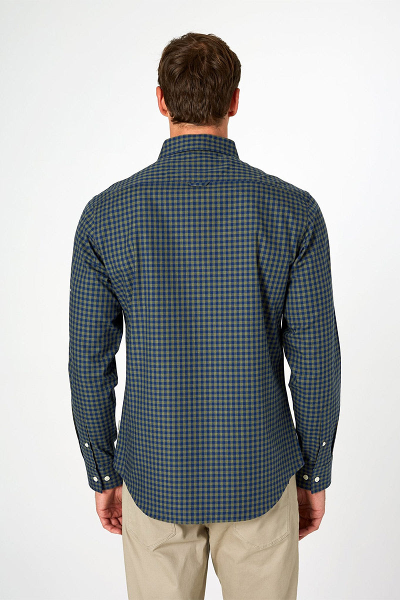 This Town Shirt - Olive - Pavilion