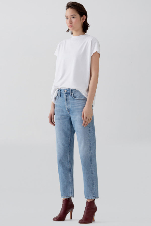 Parker Easy Straight Jean - Blur